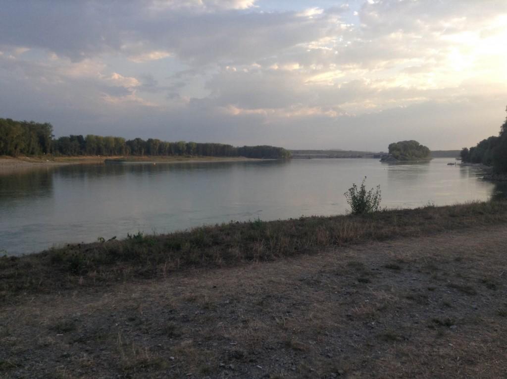 Danube in Ottensheim